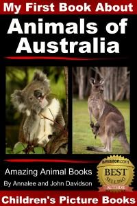 My First Book Animals of Australia