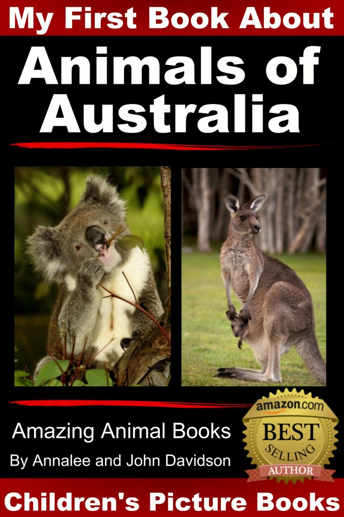 My First Book Animals of Australia