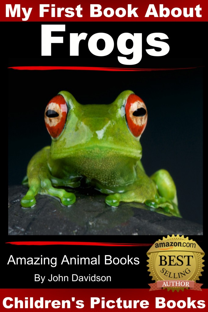 frogs first book