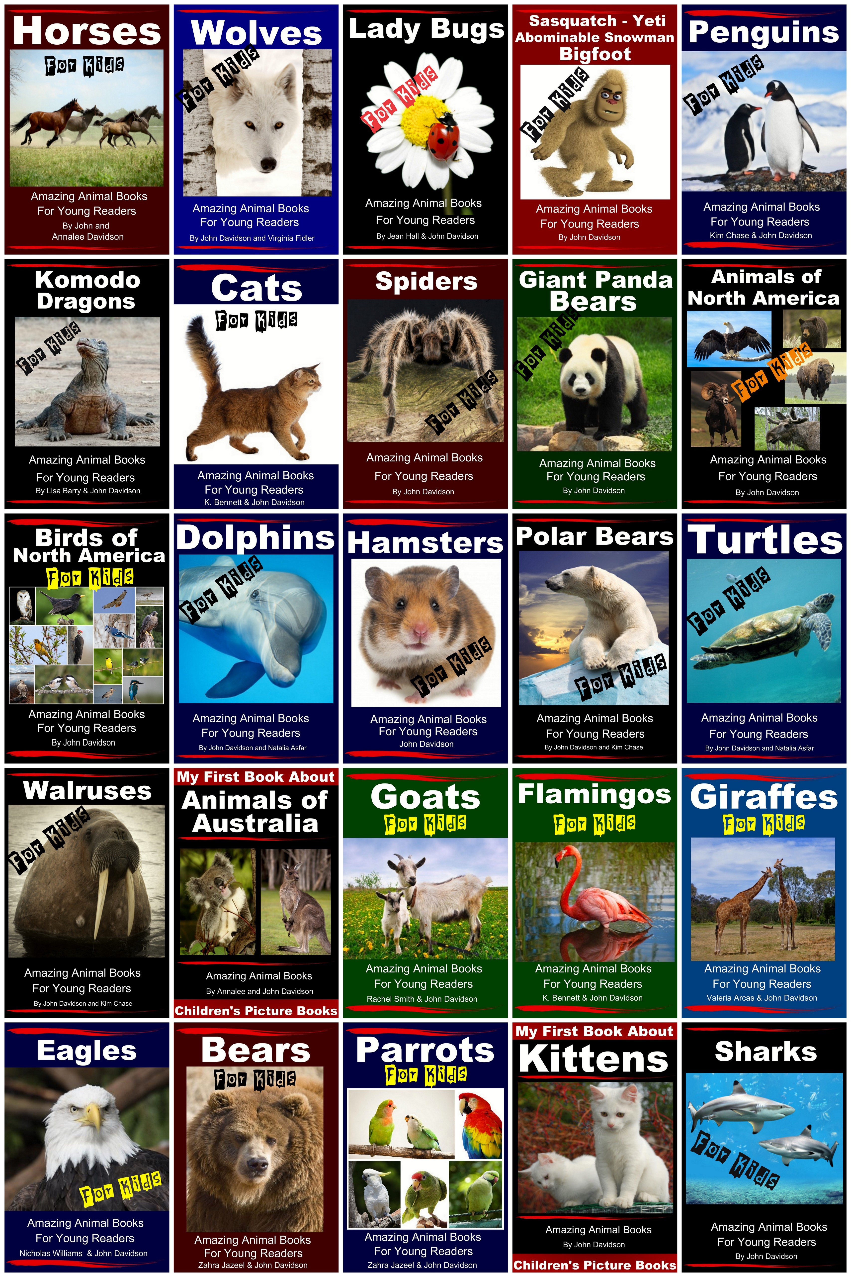 ##Animal Books1